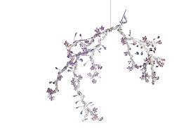 blossom by d swarovski kg suspended lights