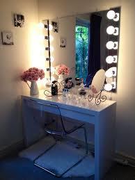 bedroom vanity sets with lights. Bedroom Vanity Set With Lights Ideas Also Stunning Sets Mirror And 2018 U