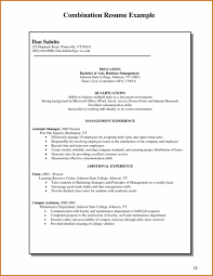 Bistrun Hybrid Resume Examples Free Sample 5 Hybrid Resume