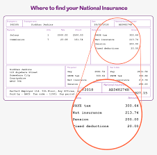 For the 2021/22 tax year, you will need to pay class 2 national insurance if the profit made by. How To Read Your Payslip National Insurance Royal London