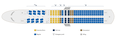Air Transat 737 800 Seating Chart 737 800 Seating Chart Seat Map Boeing 737 800 Westjet Best