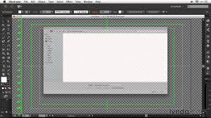 Image Size For Logo Design Animated Logo Tutorial Size A Vector Logo In Adobe Illustrator Lynda Com