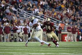 Boston College Football Depth Chart 2013 Kevin Pierre Louis Football Boston College Athletics