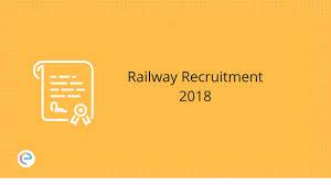 Railway Recruitment Rrb 2018 1 10 000 Vacancies