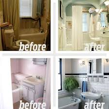 Reader Remodel Bathrooms Bathroom Design Ideas Small Remodeled Old Mesmerizing Bathroom Remodel Before And After Pictures Exterior