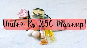 under rs 250 10 affordable makeup s in india