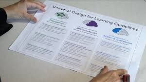 Small Picture Universal Design for Learning Inclusive Education