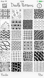 Doodle Patterns Cool Doodle Patterns Apps 48Apps