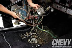 how to wire a 1963 chevrolet nova chevrolet hi performance 1963 chevrolet nova factory