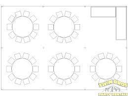 round table plan template person seating chart ideas free