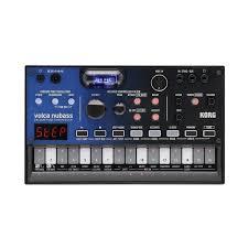 Korg Volca Nubass, купить <b>синтезатор Korg Volca</b> Nubass