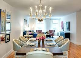 Dining Room And Living Room Combo Style
