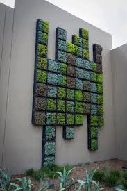 Vertical Garden Design Ideas New Modern Geometry Geometric Living Art Plant Art Plant Wall Art