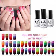 colour changing gel nail polish canada
