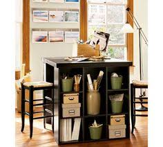 craft room ideas bedford collection. Customize A Spacious, Organized Workspace For All Your Creative Endeavors With The Hardwood-framed Pieces In Our Bedford Collection. Craft Room Ideas Collection F