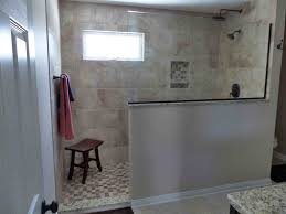 Doorless Shower Ideas