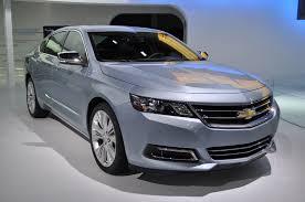 New Chevy Impala Design New 2014 Chevrolet Impala Eco Model To Join Cruze Malibu