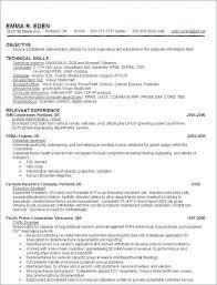 Resume Database Free Best of Resume Sample Sample Resume For Server Resume Sample Resume Resume