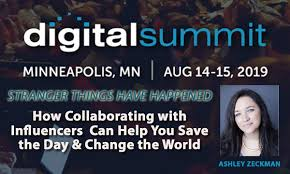 Can Collaborating with Influencers Help You Save the Day & Change the  World? Ashley Zeckman Shows How at #DSMPLS - Newsroom