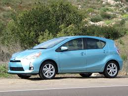 2012 Toyota Prius C: First Drive Report And Full Details (Page 2)
