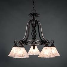 old world chandelier dark granite five light chandelier with ice glass worlds largest chandeliers