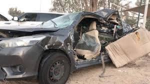 Child survives horrific Dubai-Al Ain road car crash that killed his ...