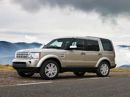 Land Rover Car Pictures: Land Rover Discovery 4 Collection Images