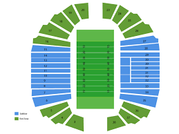 Bulldog Stadium Seating Chart Bulldog Stadium Seating Chart And Tickets
