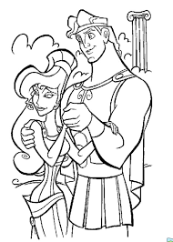 Small Picture Printable Hercules Coloring Pages Coloring Me