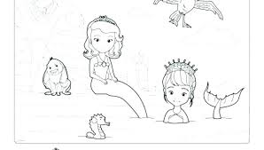 Sophia The First Coloring Pages The First Coloring Page The First