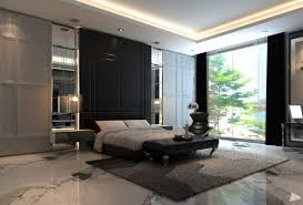 Black Carpet For Bedroom Nice Black And Grey Bedrooms Home Decor Ideas Excellent Modern