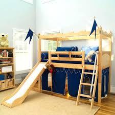 Bed With Slide Kids Bunk Beds With Slide Design Cool Slides