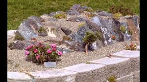 Small Picture Beautiful small rock garden designs YouTube