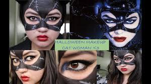 makeup tutorial catwoman