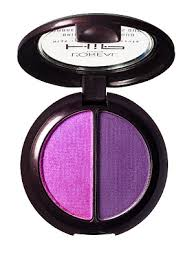 the loreal hip high intensity pigment eyeshadow bright shadow duo are nice