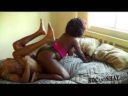 Black Girl Rides Big Dick