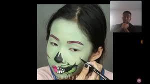 special effects makeup transformations 7 halloween makeup reaction