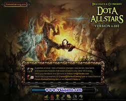 getdota map dota allstars map download