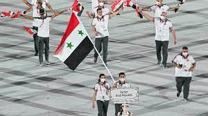 أولمبياد طوكيو: الأخوان ماسو.. علم سوري وراية لاجئ - فرانس 24