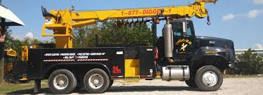 Pole Setting Service Digger 1