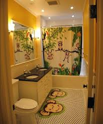 ... Enchating Bathroom Ideas For Kids Wall Ties For Children With Flush And  Water Closet ...