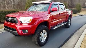 2009 Toyota Tacoma Pre Runner TRD Sport Crew Cab Pickup LIFTED for ...