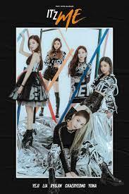 ITZY [IT'Z ME] 2nd Mini Album RANDOM CD+Foto Buch+3p Foto Karte K-POP  SEALED
