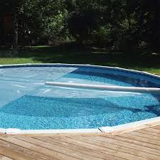 above ground pool solar covers. Rolling Solar Pool Covers On Aboveground Pools Above Ground