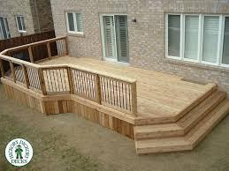 Small Picture 25 best Low deck ideas on Pinterest Low deck designs Backyard