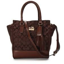 Coach Legacy Tanner In Signature Small Coffee Crossbody BagsAAC
