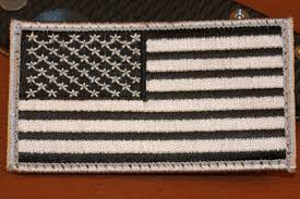 American Flag Website Background Black And Silver American Flag 6 Background