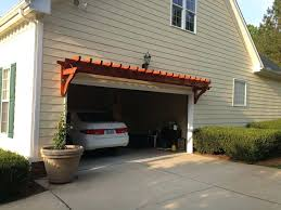 eastern red cedar garage pergola door vinyl