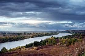 Река Ока Сайт посвященный туризму и путешествиям Фотографии  Река Ока