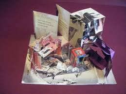Popup Book Templates The Book Art Project Pioneering Work In Developing Literacy